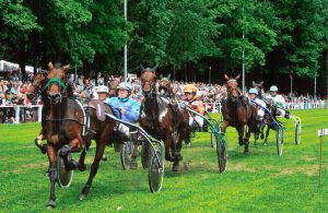 Traditions Renntag in Rastede