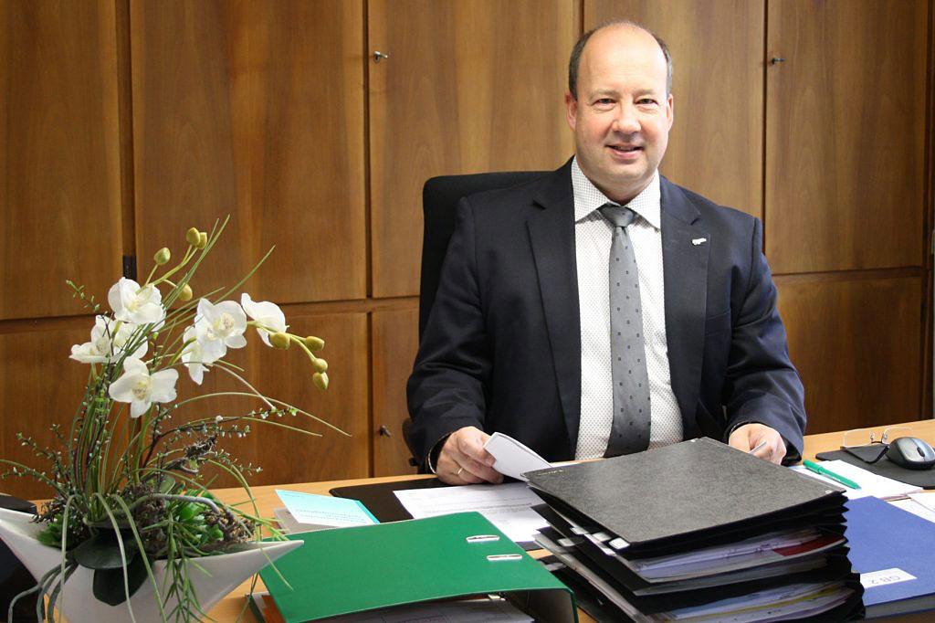 Dieter von Essen - Bürgermeister Gemeinde Rastede
