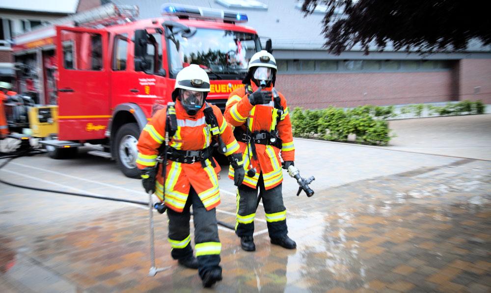 Feuerwehr in Rastede