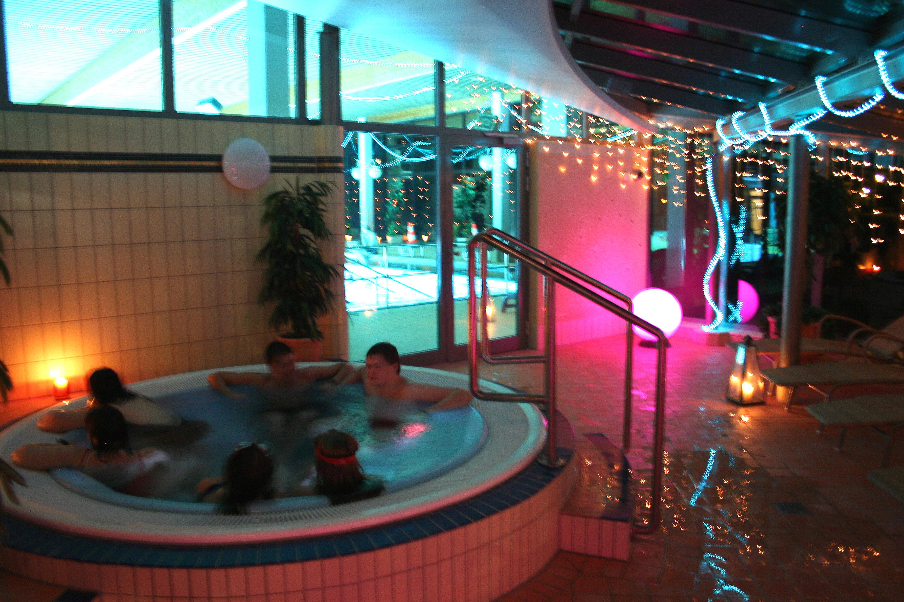 Lichterschwimmen I