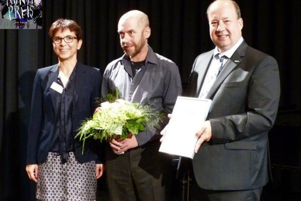 Verleihung Rasteder Kunstpreis 2019