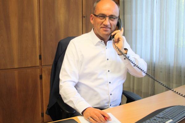 Bürgerdialog am Telefon: Lars Krause ruft zurück