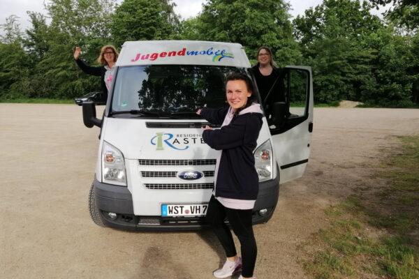 Jugendarbeit in Zeiten von Corona: Mobiler Ansatz bewährt sich