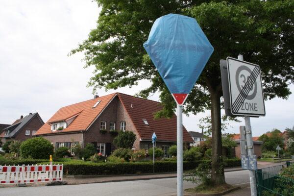 Eichendorffstraße und Danziger Straße werden zu Vorfahrtstraßen