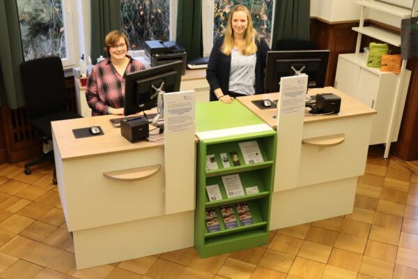 Gemeindebücherei erweitert kontaktlosen Ausleihbetrieb