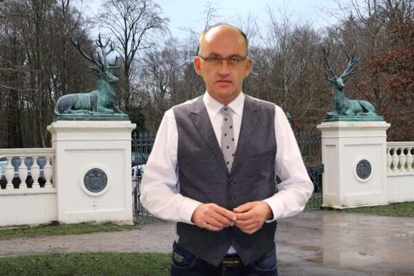 Bürgermeister Lars Krause zum Jahreswechsel