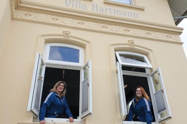 Jugendpflege Villa Hartmann
